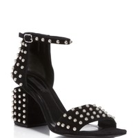 Alexander Wang Abby Studded Cutout Block Heel Sandals - 100% Bloomingdale's Exclusive | Bloomingdales's