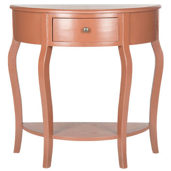 Hope Small Console, Rose, Console Table