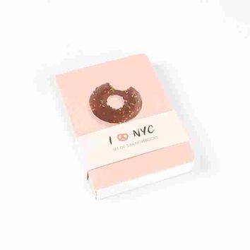 NYC Mini Composition Journals (Set of 3)