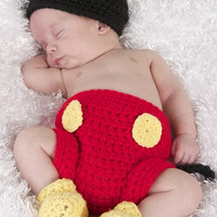 Crochet Baby Hat, Great Photo Prop
