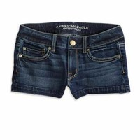 Womens Shorts: Denim & Woven Shorts | American Eagle Outfitters