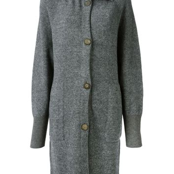 Theory 'Kenchy Avalon' cardi-coat