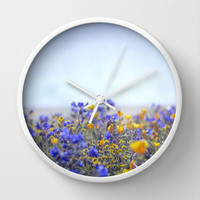 Life Is Beautiful Wall Clock by Shawn King