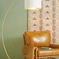 Demi-Arche Floor Lamp