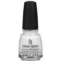 China Glaze - White On White 0.5 oz - #70255