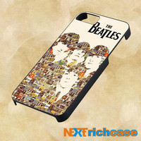 The Beatles Vintage For iPhone, iPod, iPad and Samsung Galaxy Case