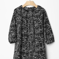 Gap Baby City Shift Dress