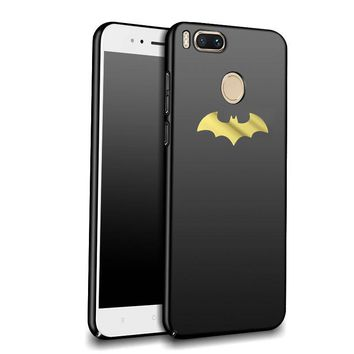 Batman Dark Knight gift Christmas Aveuri Luxury Batman PC Hard Phone Case For Xiaomi Mi 5x A1 Coque High Quality Protection Back Cover For Xiaomi mi A1 5X New AT_71_6