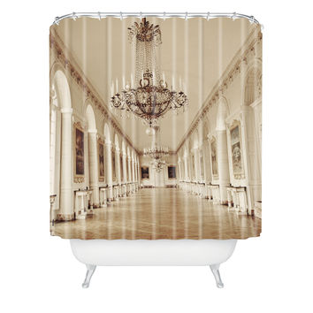 Happee Monkee Versailles Grandtrianon Shower Curtain