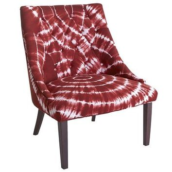 Adriel Chair - Berry