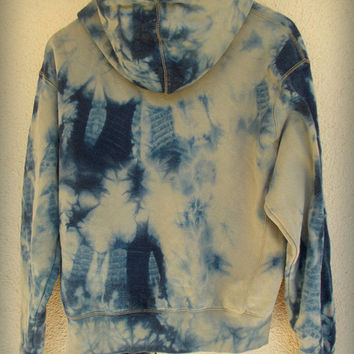SALE Rad tie dye vintage 90s jumper jacket