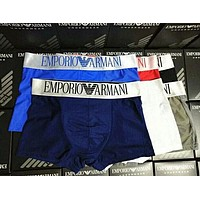 Emporio Armani New Popular Men Comfortable Briefs