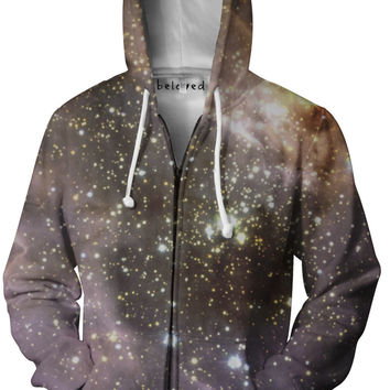 Perfect Space Zip-Up Hoodie