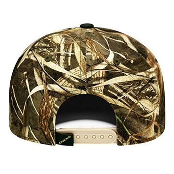 Realtree Xtra Camo University of Oregon Ducks Adjustable Hat