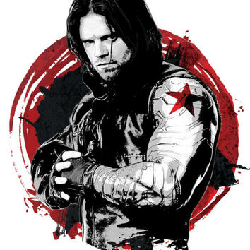 Captain America: Civil War - Winter Soldier (Bucky Barnes)