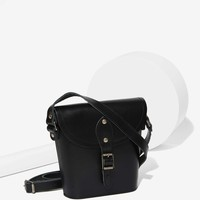 Status Anxiety Destructive Romance Leather Bag