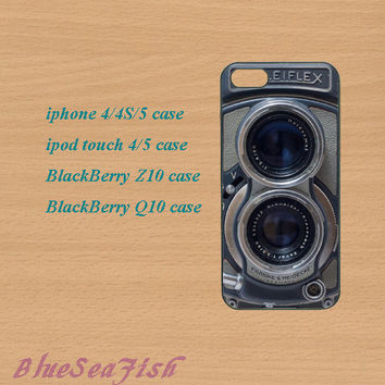 iphone 4 case,iphone 5 case,ipod touch 4 case,ipod touch 5 case,Blackberry z10 case,Blackberry q10 case--Camera,in plastic and silicone.