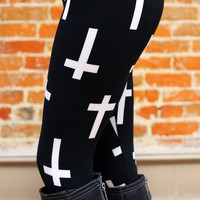 Across The Way Leggings