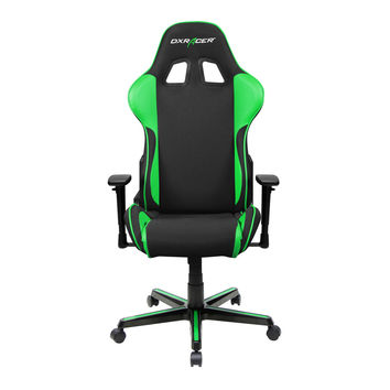 DXRACER FH11NE pyramat chair ergonomic chair comfortable chair-Black and Green