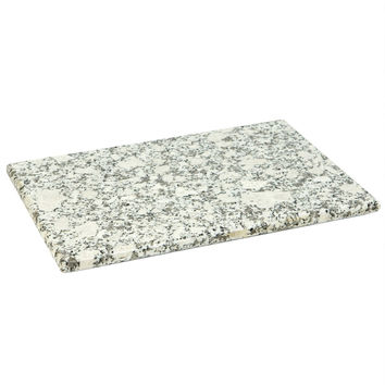 """Sweet Home Collection Granite Cutting Board (8""""x12"""") White 