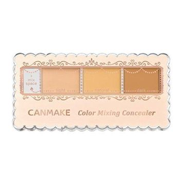 CANMAKE Color Mixing Concealer 01 | eBay