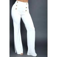 Society High Waist Slacks