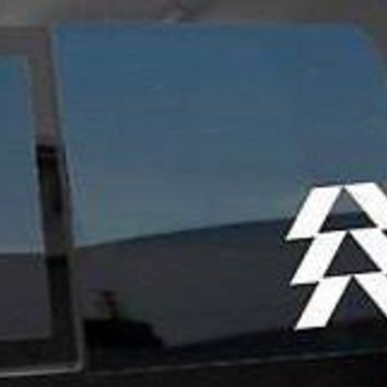 Hunter Destiny Dead Vinyl Decal Sticker for Car Window Laptop Room