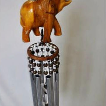 Elephant Windchime