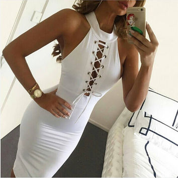 New Fashion Summer Sexy Women Dress Casual Dress for Party and Date = 4724115652
