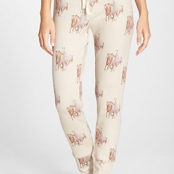 Women's All Things Fabulous 'Skinnies' Print Lounge Pants,