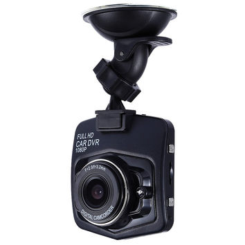 170 Degree Car Dash Cam Car DVR Detector G-Sensor Dashcam Video Registrator