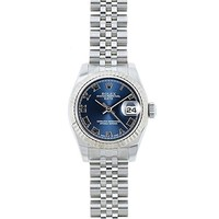 Rolex Datejust Swiss-Automatic Female Watch 79174 (Certified Pre-Owned)