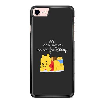 Winnie The Pooh 2 iPhone 7 Plus Case