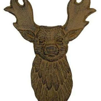 Cast Iron Deer Boot Jack -Set Of 2