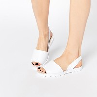 ASOS | ASOS FRENCHY Jelly Sandals at ASOS