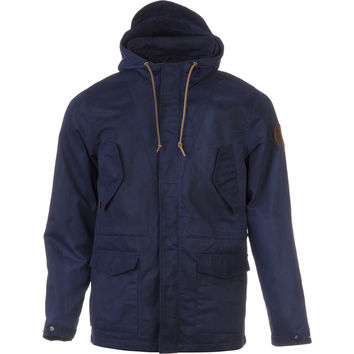 Waters and Army Montauk Jacket - Men's Medieval Blue,