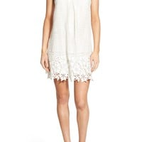 ASTR 'Tiny Dancer' Lace Shift Dress | Nordstrom