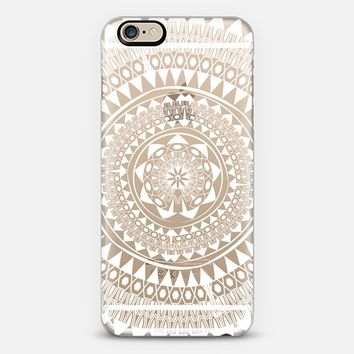Tribe Pattern Lace Mandala iPhone 6 case by Famenxt | Casetify