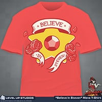 """Believe In Steven"" Mens & Ladies T-Shirt"