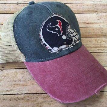 Houston Texans Trucker Hat