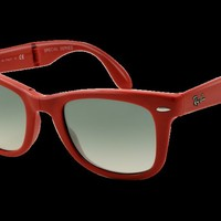 Ray-Ban RB4105 Folding Wayfarer ® Sunglasses