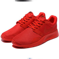 Nike Kaishi relaxation Reflective sneakers Red