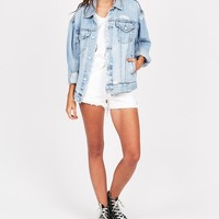 Oversized Denim Jacket Havoc Street
