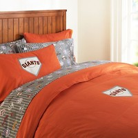San Francisco Giants Duvet Cover & Pillowcase