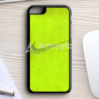 Green Nike Logo iPhone 7 Plus Case | armeyla.com