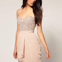 Cute Sweetheart Cocktail Dress