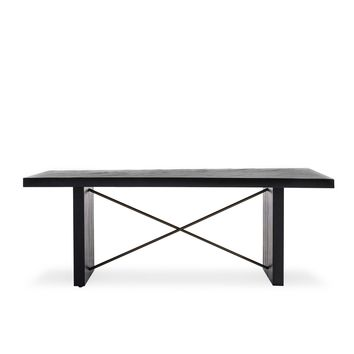 Sicily Modern Industrial Rustic Dining Table