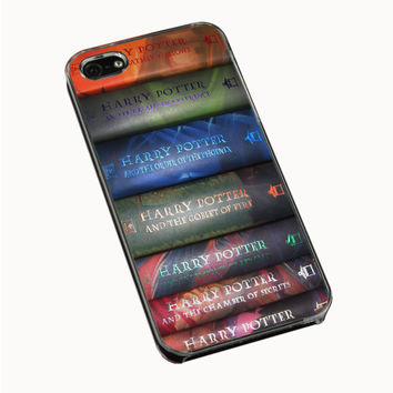 Harry Potter Collection iPhone 4(S) 5(S) 5C Cases
