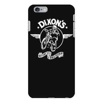 dixon's motorcycle & bike repair iPhone 6 Plus/6s Plus Case