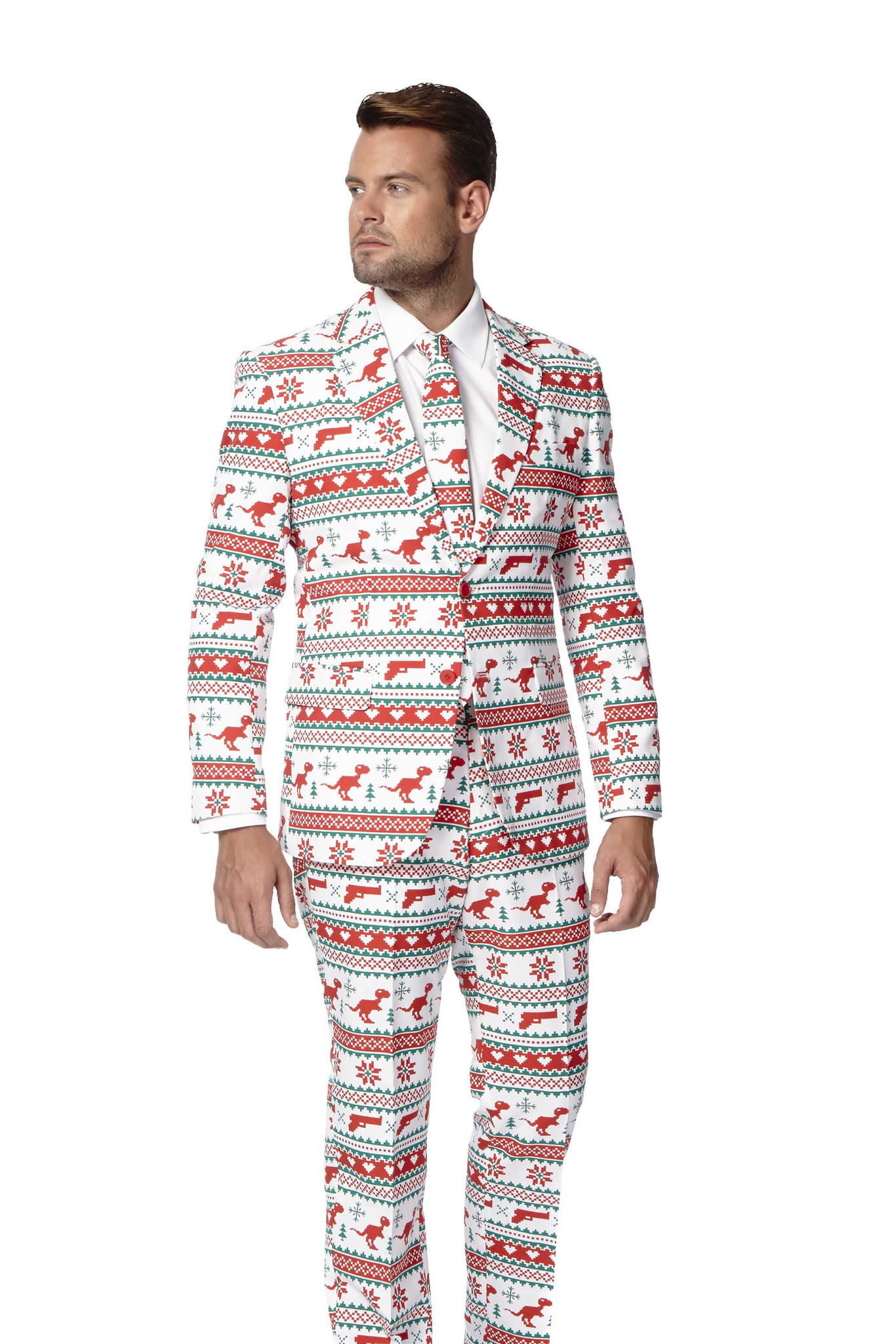 76865b781 The O.G. Kringle Ugly Christmas Sweater Suit